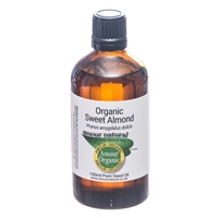 Sweet Almond (Organic) - 100ml