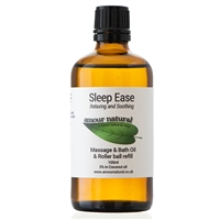 Sleep Ease Massage, Bath & Roller ball refill - 100ml