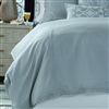 BLOOM QUEEN DOUBLE FLANGE DUVET SKY LINEN 96X98 (NO INSERT INCLUDED)