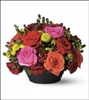 Vivid Rose Centerpiece