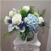 Blue Clouds Bouquet