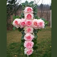 "30"" Oprah Rose Cross"