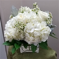White Cloud Bouquet