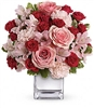 Passionate Pink bouquet