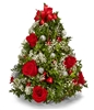 Rose Boxwood Tree