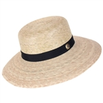 Women's Rockport Black Band Hat