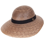 Women's Laurel Hat Black Band w/SSB