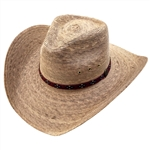 Unisex Brazos Natural Hat