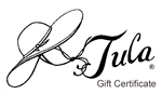 Tula Gift Certificate