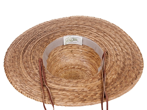 f2bbbfc072a34 Women's Ranch Hat | Handwoven Palm Hat | Tula Hats