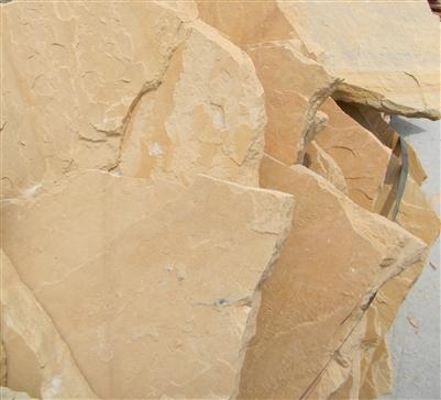 Buckskin Flagstone 2 1 4 Quot Quarry Fast Shipping Landscape