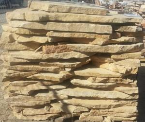 Gold Buckskin Flagstone Patio 1 3 4 Quot Fast Shipping