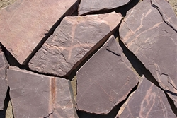 Arizona Flagstone Hualapai Chocolate