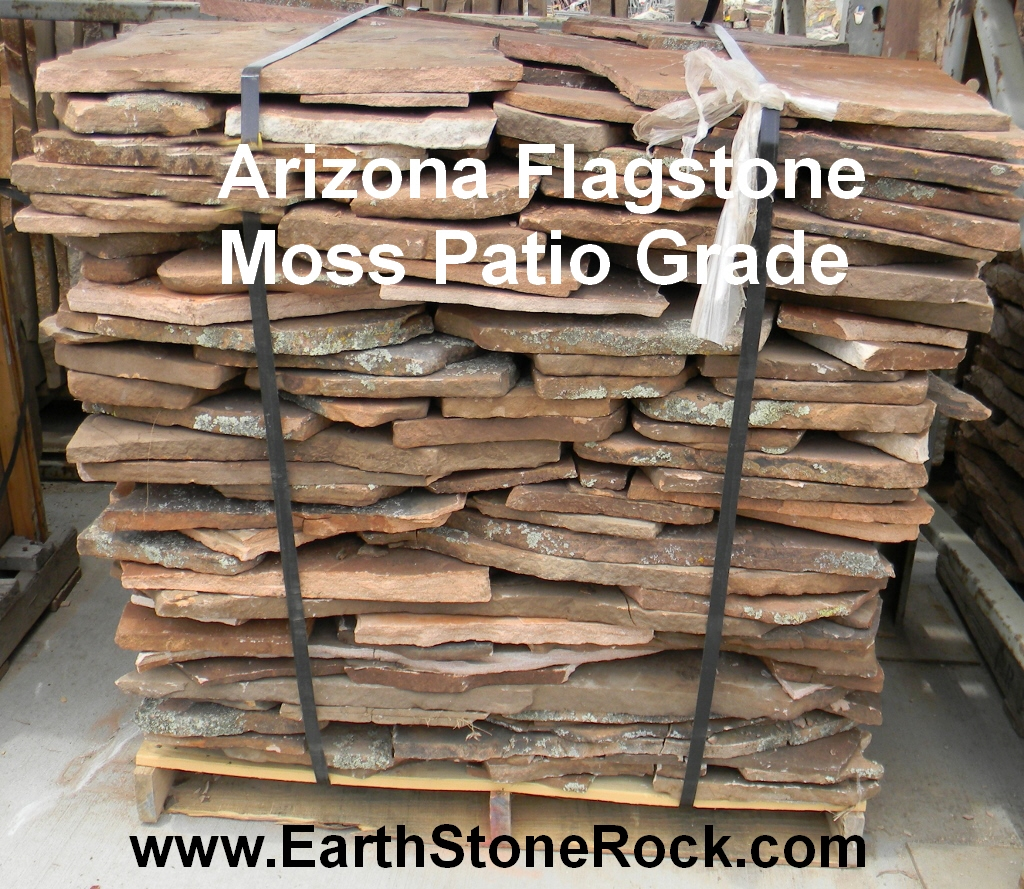 moss flagstone patio quarry fast shipping landscape supply