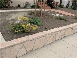 Arizona Peach Flagstone Patio 1""