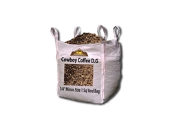 "Cowboy Coffee D. G. 1/4"" Minus - Decomposed Granite Pathways"