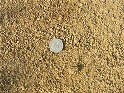 "Buckskin Tan Decomposed Granite 3/8"" Minus - Types Of Sand"