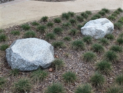 "Mountain Gray Landscaping Stone 12"" - 18"""