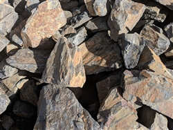 "Black Hawk Decorative Boulders 12"" - 18"""
