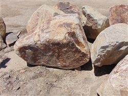 "Golden Green Granite Rock Boulders 30"" - 36"""