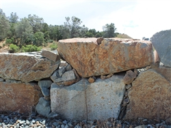 "Sierra Blue Oak Garden Decorative Boulders Rock 36"" - 48"""