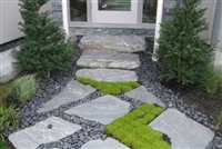 K2 Ocean Pearl Flagstone Patio