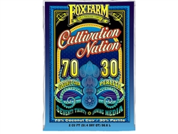 Cultivation Nation70-30 Growing Media - best soil for indoor plants