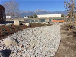 "Sierra Granite River Cobble and Pebbles 2"" to 4"""