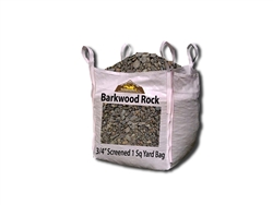 "Barkwood Gravel 3/4"" Screened"