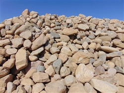 "Fiesta River Rock 3"" to 6"" Per Yard - Landscaping Rocks"