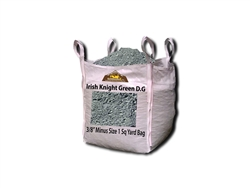 "Irish Knights Green D.G. Fines 3/8"" Minus"