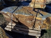 "Yukon Gold Quartzite Decorative Large Boulders 36"" - 48"""