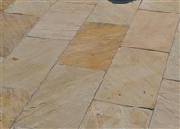Prairie Gold Flagstone Patio 2""