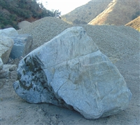 "Gilroy Granite Boulders Rock 12"" - 18"" Each"