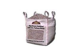 Baja Brown Stabilized Decomposed Granite - dg stabilizer