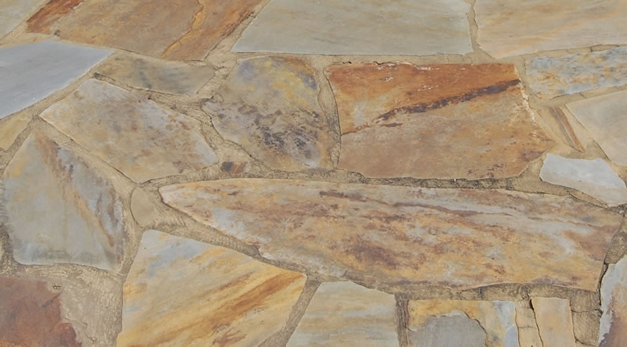 Tennessee Crab Orchard Flagstone Direct Quarry Prices