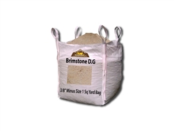"Brimstone Decomposed Granite 3/8"" Minus - Landscape Materials Near Me"