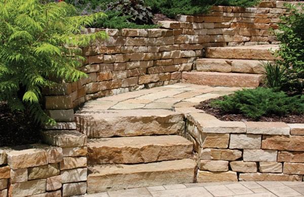Kodiak Decorative Wall Stone | Quarry Fast Shipping Landscape Supply