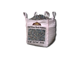 "Salt River Rock Pebbles 1/8"" -5/16"" Per Ton"