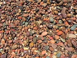 "Salt River Rock Cobble 1-1/2"" - 3"" Truck Load"
