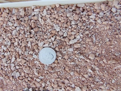 "Arizona Blonde Decomposed Granite 1/4"" - Crushed Granite Near Me"