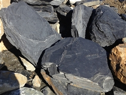 "Chili Bar Slate Landscaping Boulders 24"" - 30"""