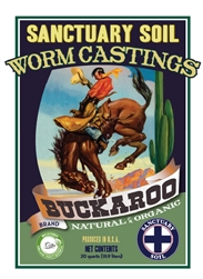 Buckaroo Worm Castings - Soil Amendments