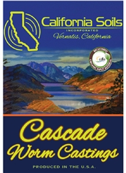 Cascade Worm Castings - Soil Amendments