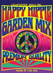 Happy Hippie - Garden Mix - Types of Sand