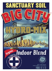 Big City Hydro Mix - Topsoil Near Me