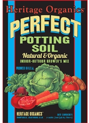 Heritage Organics Perfect Potting Soil - Topsoil Near Me