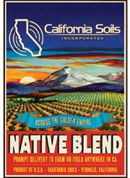 Native Blend - Topsoil Amendment