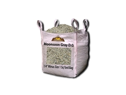 "Monsoon Gray Decomposed Granite 1/4"" Minus"