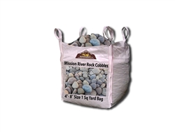 "Mission River Rock 4"" - 8"" Bulk - Garden Rocks"